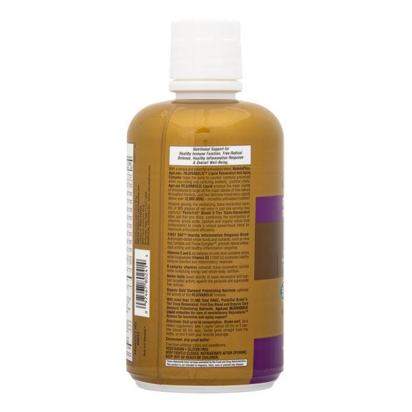 Ageloss Rejuvabolic Liquid # 887ml fles