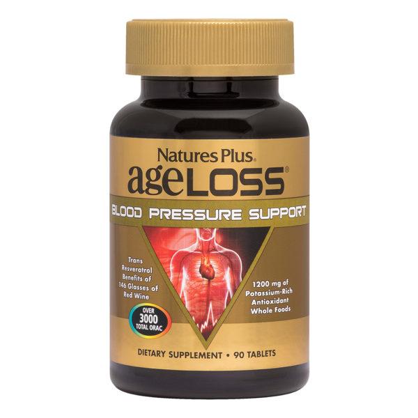 Ageloss Blood Pressure Support # 90 tabletten