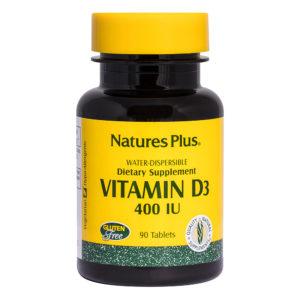Vitamine D 400 I.U. # 90 tabletten